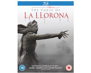 Win a copy of The Curse of La Llorona on Blu-ray