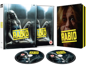 Win a copy of Rabid on Blu-ray