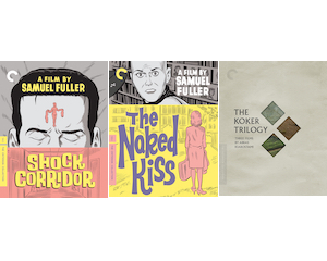 Win copies of Criterion's September Titles on Blu-ray