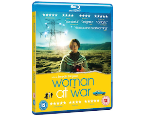Win a copy of Woman at War on Blu-ray