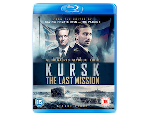 Win a copy of Kursk: The Last Mission on Blu-ray