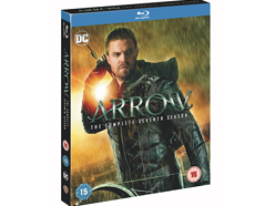 Win a copy of Arrow: The Complete Seventh Season on Blu-ray™