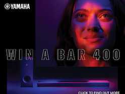 Win a Yamaha MusicCast BAR400 worth £429