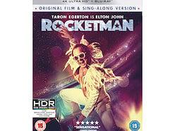 Win a copy of Rocketman on 4K Ultra HD
