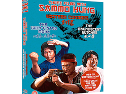 Win a copy of Three Films with Sammo Hung on Blu-ray