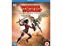 Win a copy of Wonder Woman: Bloodlines on Blu-ray™