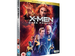 Win a copy of X-Men: Dark Phoenix on 4K Ultra HD