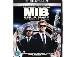 Win a copy of Men in Black: International on 4K Ultra HD
