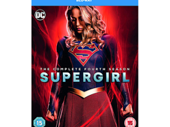 Win a copy of Supergirl: The Complete Fourth Season on Blu-ray™