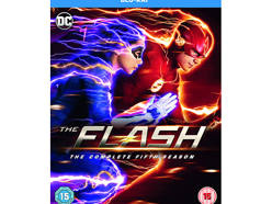 Win a copy of The Flash: The Complete Fifth Season on Blu-ray™