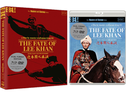 Win a copy of The Fate of Lee Khan on Blu-ray™