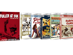 Win a Copy of Fuller at Fox, Five Films 1951-1957 on Blu-ray