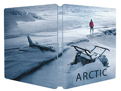 Win a copy of Arctic on Limited Edition Steelbook Blu-ray