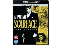 Win a copy of Scarface on 4K Ultra HD