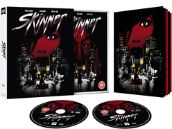 Win a copy of Skinner on Blu-ray