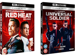 Win copies of Red Heat and Universal Soldier on 4K Ultra HD