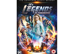 Win a copy of DC's Legends of Tomorrow: The Complete Fourth Season on DVD
