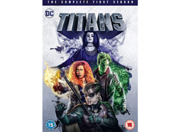 Win a copy of Titans: The Complete First Season on DVD