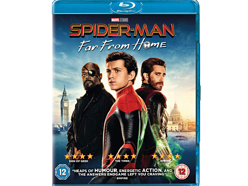 Win a copy of Spider-Man: Far From Home on Blu-ray