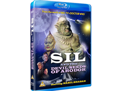 Win a copy of Sil And the Devil Seeds of Arodor on Blu-ray