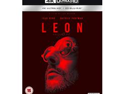 Win a copy of Leon: Director's Cut on 4K Ultra HD