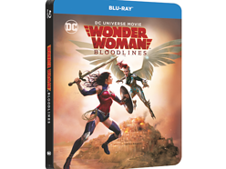 Win a copy of Wonder Woman: Bloodlines Limited Edition Steelbook Blu-ray