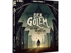 Win a copy of Der Golem on Blu-ray