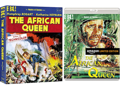Win a copy of The African Queen on Blu-ray