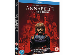 Win a copy of Annabelle Comes Home on Blu-ray