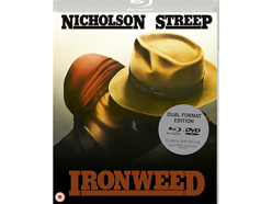 Win a copy of Ironweed on Blu-ray