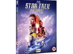 Win a copy of Star Trek: Discovery - Season 2 on Blu-ray