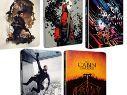Win a Christmas Steelbook Blu-ray Bundle from Lionsgate