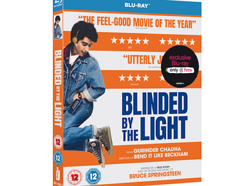 Win a copy of Blinded by the Light on Blu-ray