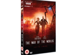 Win a copy of The War of the Worlds on DVD