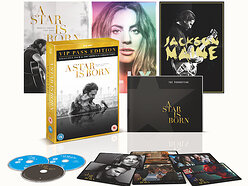 Win a copy of A Star is Born VIP Pass Edition on Blu-ray