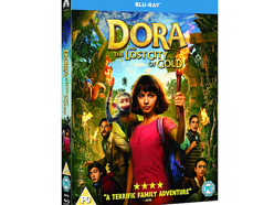 Win a copy of Dora and the Lost City of Gold on Blu-ray