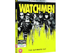 Win a copy of Watchmen on 4K Ultra HD