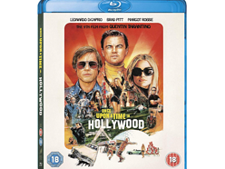 Win a copy of Once Upon a Time in Hollywood on Blu-ray