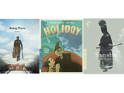 Win copies of Criterion's January Titles on Blu-ray