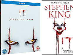 Win a copy of It Chapter Two on Blu-ray and a copy of the original novel