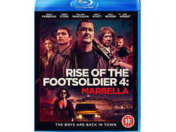 Win a copy of Rise of the Footsoldier 4: Marbella on Blu-ray