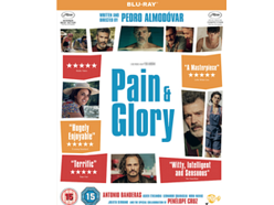 Win a copy of Pain & Glory on Blu-ray