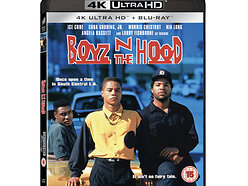 Win a copy of Boyz n the Hood on 4K Ultra HD