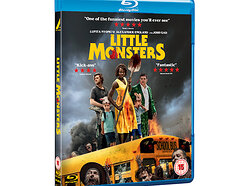 Win a copy of Little Monsters on Blu-ray