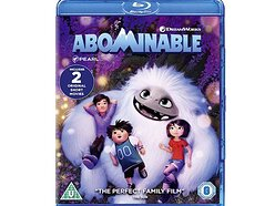 Win a copy of Abominable on Blu-ray