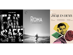 Win a copy of Criterion's February Titles on Blu-ray