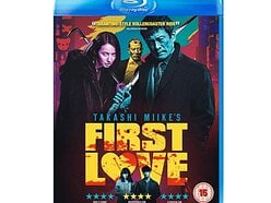 Win a copy of First Love on Blu-ray