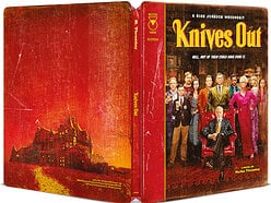Win a copy of Knives Out on Limited Edition 4K Steelbook