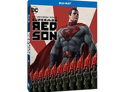 Win a copy of Superman: Red Son on Blu-ray