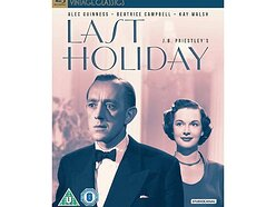 Win a copy of Last Holiday on Blu-ray